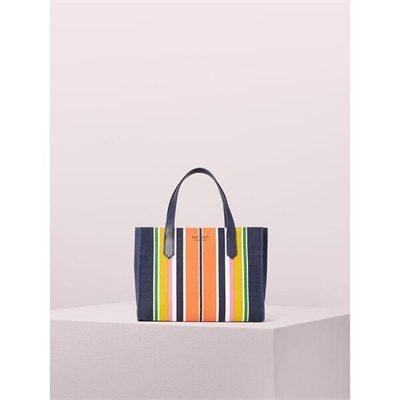 Fashion 4 - kitt stripe medium satchel