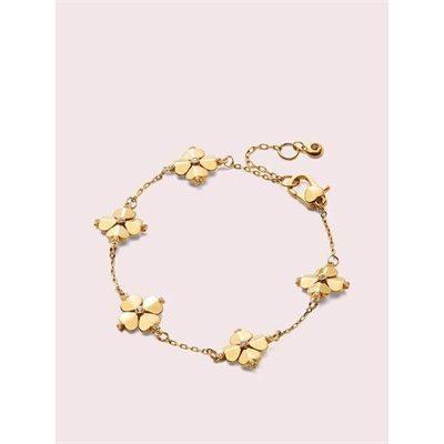 Fashion 4 - legacy logo spade flower bracelet