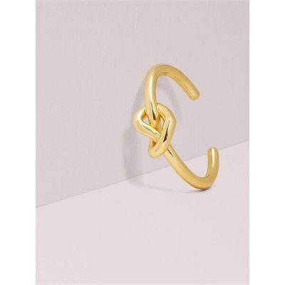 Fashion 4 - loves me knot statement cuff