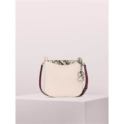 Fashion 4 - margaux embossed snake large crossbody
