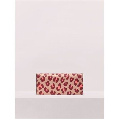 Fashion 4 - margaux leopard bifold continental wallet