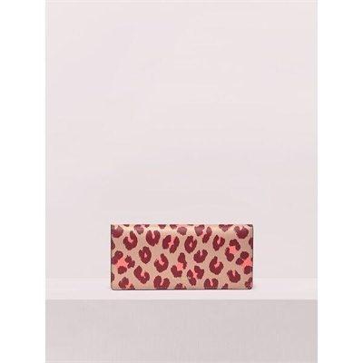 Fashion 4 - margaux leopard bifold continental wallet