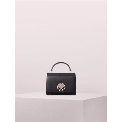 Fashion 4 - nicola twistlock small top handle bag