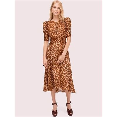 Fashion 4 - panthera clip dot dress