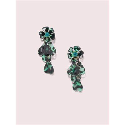 Fashion 4 - petal pushers linear earrings