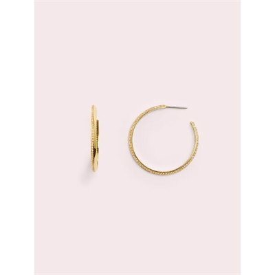 Fashion 4 - raise the bar pave hoops