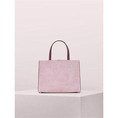 Fashion 4 - sam suede medium satchel