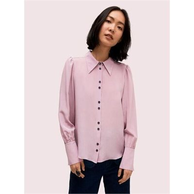 Fashion 4 - silk point collar blouse