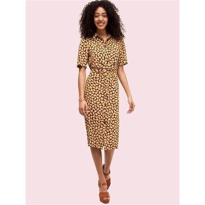 Fashion 4 - sunny bloom shirtdress