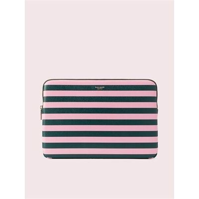 Fashion 4 - sylvia stripe universal laptop sleeve