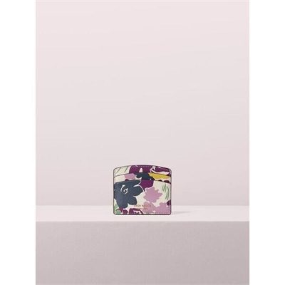 Fashion 4 - sylvia swing flora cardholder