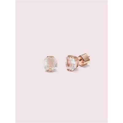 Fashion 4 - that sparkle princess cut studs