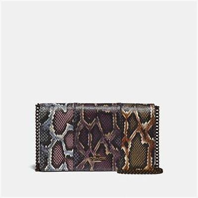 Fashion 4 Coach CALLIE IN COLORBLOCK SNAKESKIN