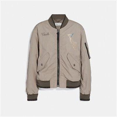 Fashion 4 Coach DISNEY X COACH MA-1 JACKET