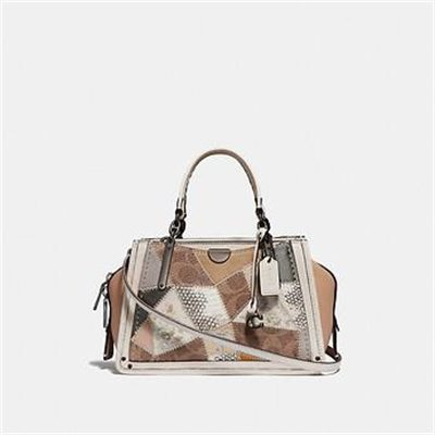 Fashion 4 Coach DREAMER 21 WITH SIGNATURE PATCHWORK