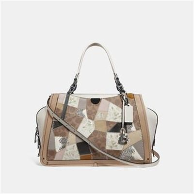 Fashion 4 Coach DREAMER 36 WITH SIGNATURE PATCHWORK