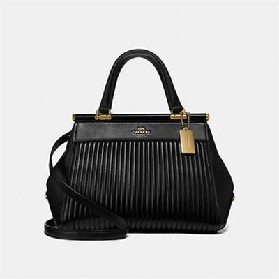 Fashion 4 Coach GRACE BAG WITH QUILTING
