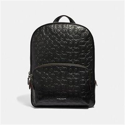 Fashion 4 Coach KENNEDY BACKPACK IN SIGNATURE LEATHER