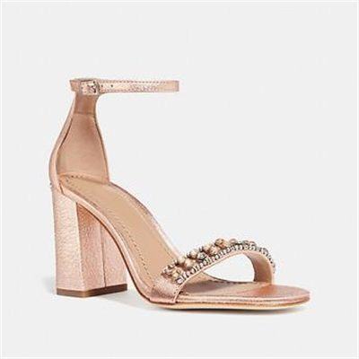 Fashion 4 Coach MAYA SANDAL WITH STUDS