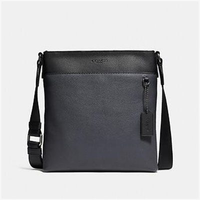 Fashion 4 Coach METROPOLITAN SLIM MESSENGER IN COLORBLOCK