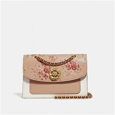Fashion 4 Coach PARKER WITH FLORAL PRINT