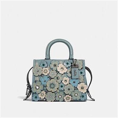 Fashion 4 Coach ROGUE 25 WITH CRYSTAL TEA ROSE