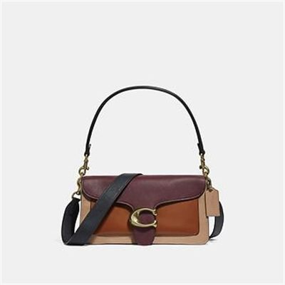 Fashion 4 Coach TABBY SHOULDER BAG 26 IN COLORBLOCK