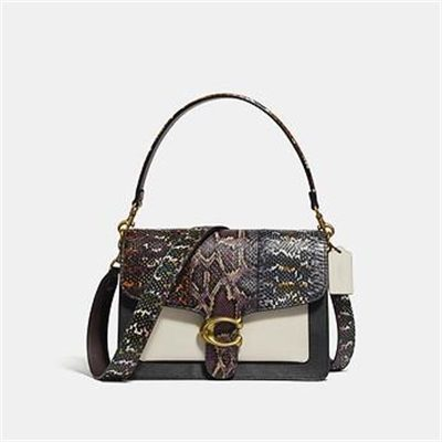 Fashion 4 Coach TABBY SHOULDER BAG IN SNAKESKIN