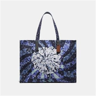 Fashion 4 Coach TOTE 42 WITH KAFFE FASSETT PRINT