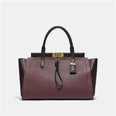 Fashion 4 Coach TROUPE CARRYALL 35 IN COLORBLOCK