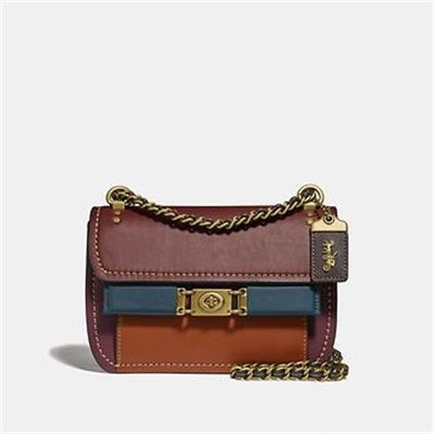 Fashion 4 Coach TROUPE CROSSBODY IN COLORBLOCK