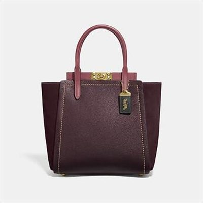 Fashion 4 Coach TROUPE TOTE IN COLORBLOCK