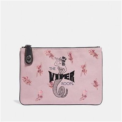 Fashion 4 Coach VIPER ROOM TURNLOCK POUCH 26