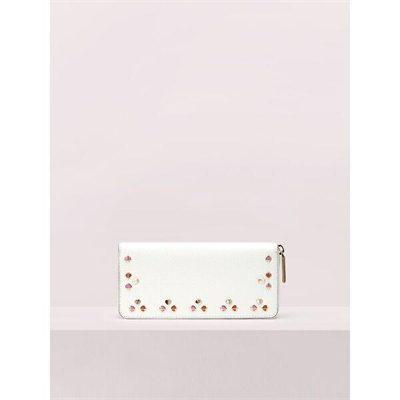 Fashion 4 - margaux floral slim continental wallet