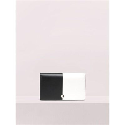 Fashion 4 - nicola bicolor clutch wallet