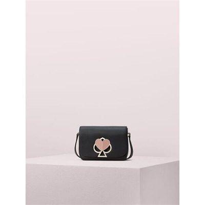 Fashion 4 - nicola bicolor small flap shoulder bag