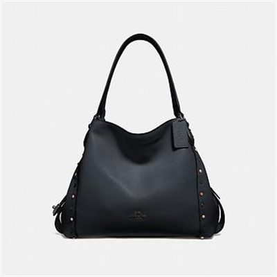 Fashion 4 Coach EDIE SHOULDER BAG 31 WITH RIVETS