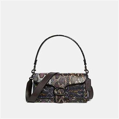 Fashion 4 Coach TABBY SHOULDER BAG 26 IN SNAKESKIN