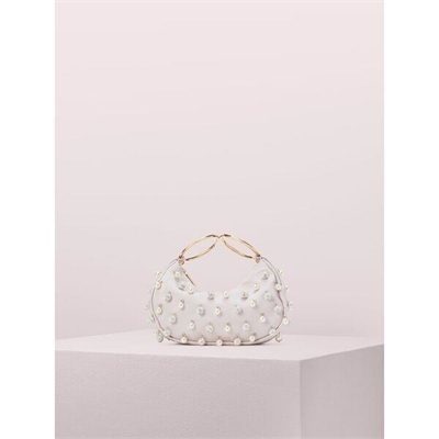 Fashion 4 - collins pearl pavé bracelet clutch