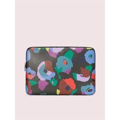 Fashion 4 - floral collage universal laptop sleeve