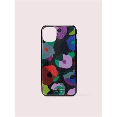 Fashion 4 - glitter floral collage iphone 11 pro max case