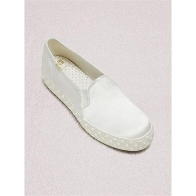 Fashion 4 - keds x kate spade new york triple decker pearl sneakers