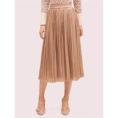Fashion 4 - metallic midi skirt