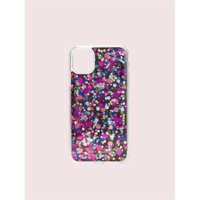 Fashion 4 - party confetti iphone 11 case