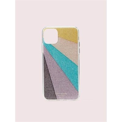 Fashion 4 - radiating glitter iphone 11 pro max case