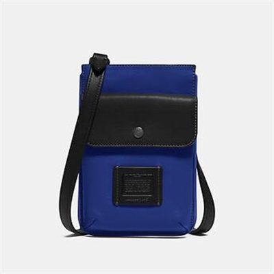 Fashion 4 Coach HYBRID POUCH IN COLORBLOCK
