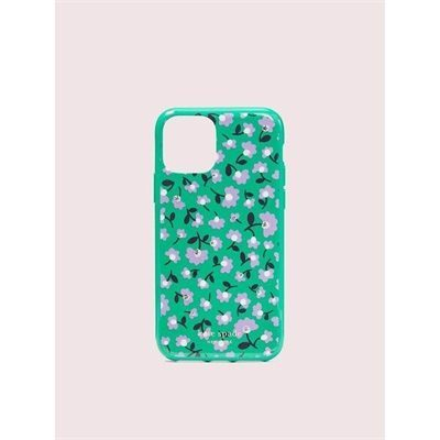 Fashion 4 - jeweled party floral iphone 11 pro case