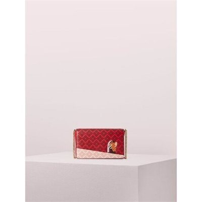 Fashion 4 - kate spade new york x tom & jerry chain wallet