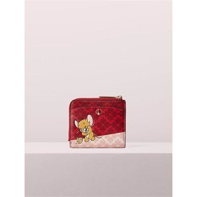 Fashion 4 - kate spade new york x tom & jerry small bifold wallet