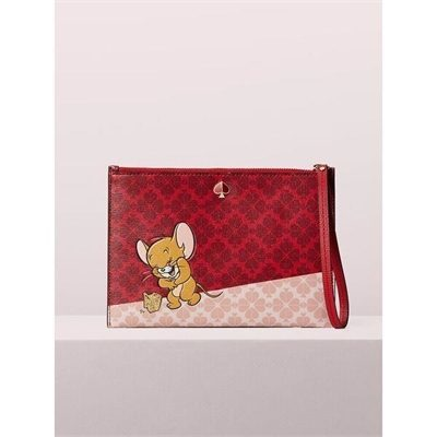 Fashion 4 - kate spade new york x tom & jerry small wristlet